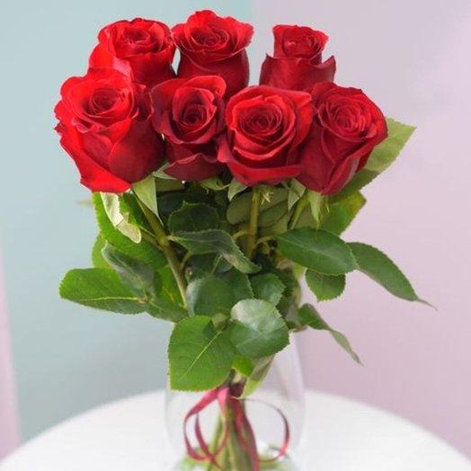 7 роз Фридом