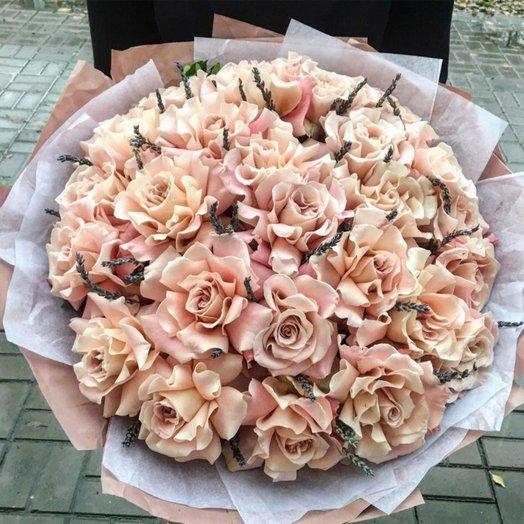 Bouquet Faith: букеты цветов на заказ Flowwow
