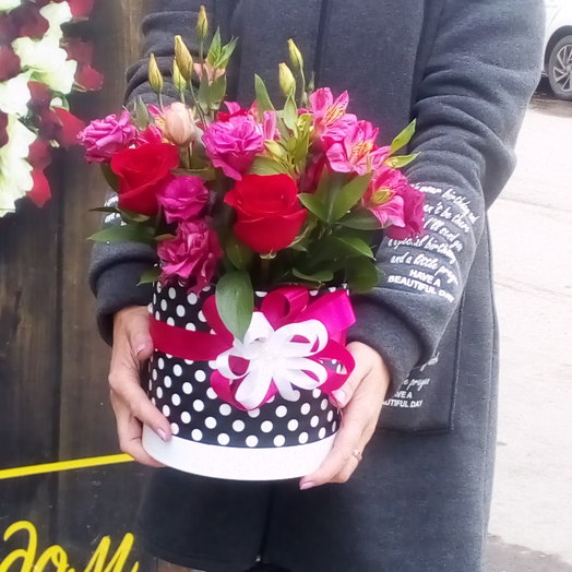 Прелестная Мэри: букеты цветов на заказ Flowwow
