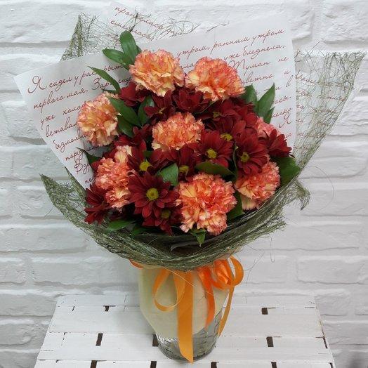 ДиРед: букеты цветов на заказ Flowwow