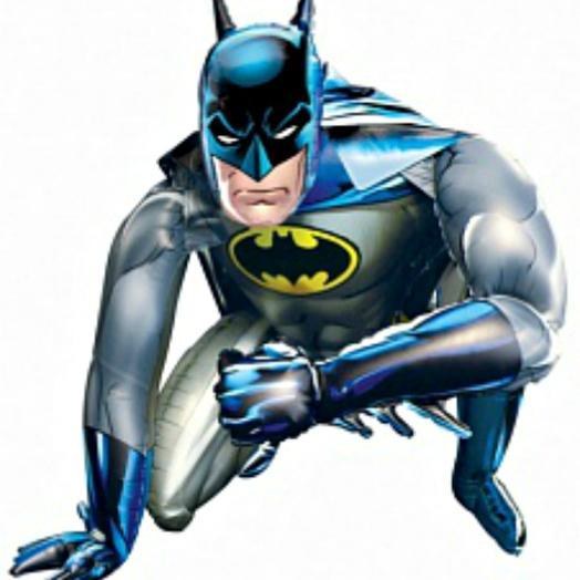 Ходячая фигура Бэтмен: букеты цветов на заказ Flowwow