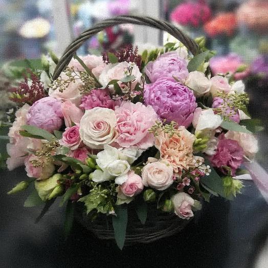 Нежный десерт: букеты цветов на заказ Flowwow