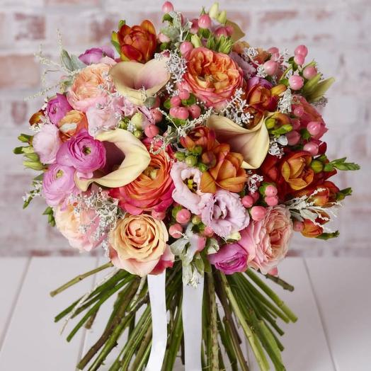 Женственный: букеты цветов на заказ Flowwow