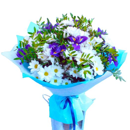 Поцелуй весны: букеты цветов на заказ Flowwow