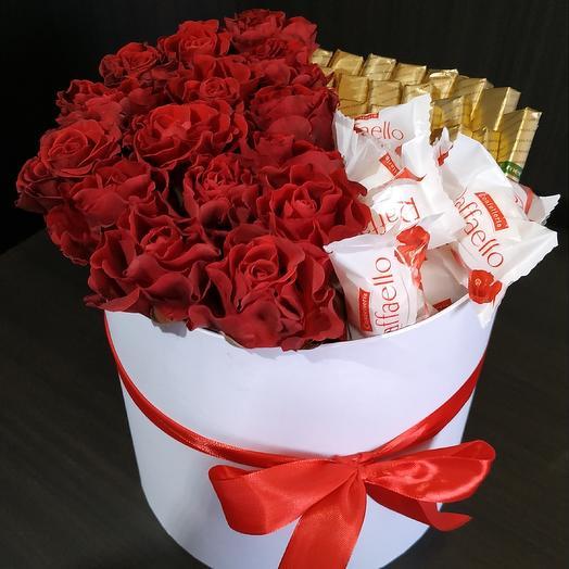 Она моя Мания: букеты цветов на заказ Flowwow
