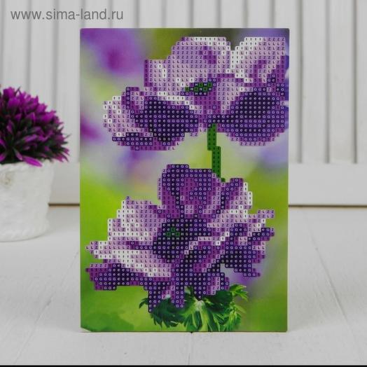 Алмазная вышивка: букеты цветов на заказ Flowwow