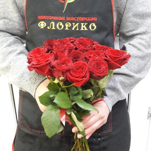 Роза 19: букеты цветов на заказ Flowwow