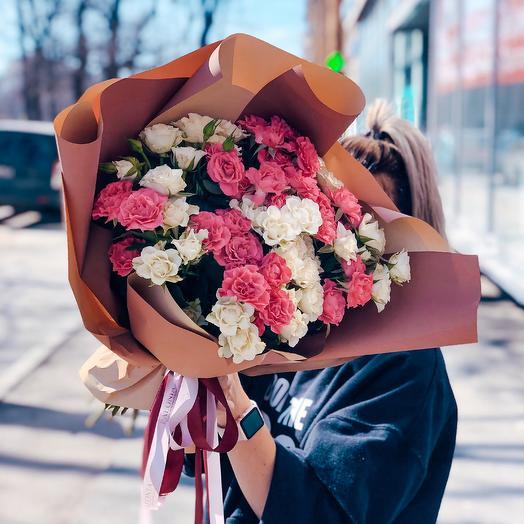 Букет 151: букеты цветов на заказ Flowwow