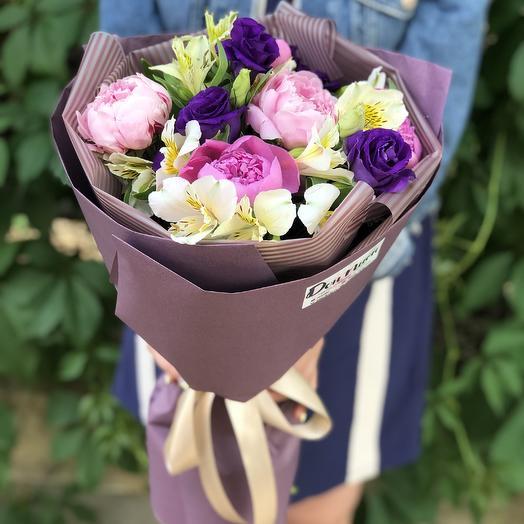 Миними: букеты цветов на заказ Flowwow