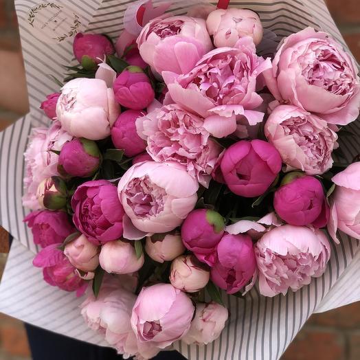 Конфетти: букеты цветов на заказ Flowwow