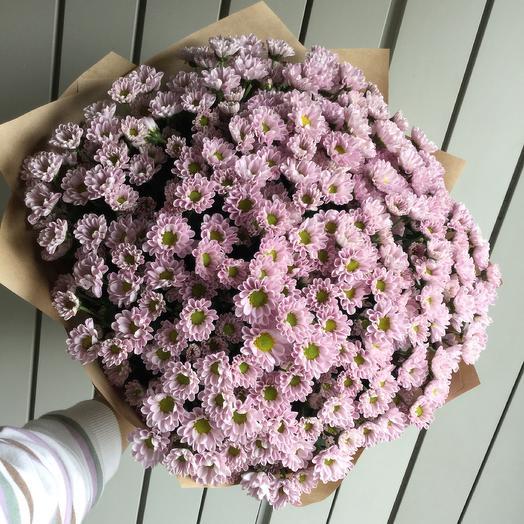 Нежный сиреневый: букеты цветов на заказ Flowwow
