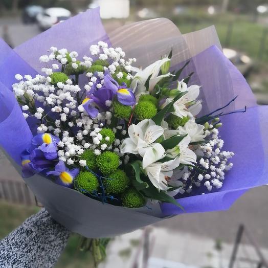 Лавандовое чудо: букеты цветов на заказ Flowwow