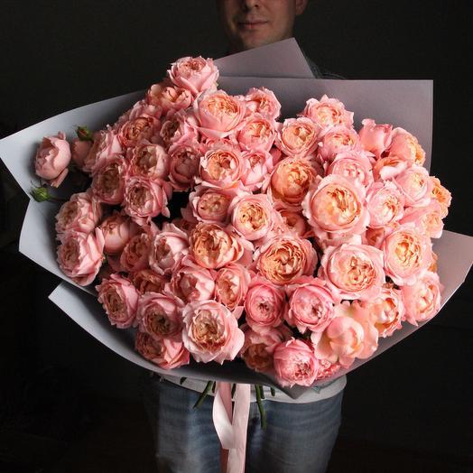 Julietta 19: букеты цветов на заказ Flowwow
