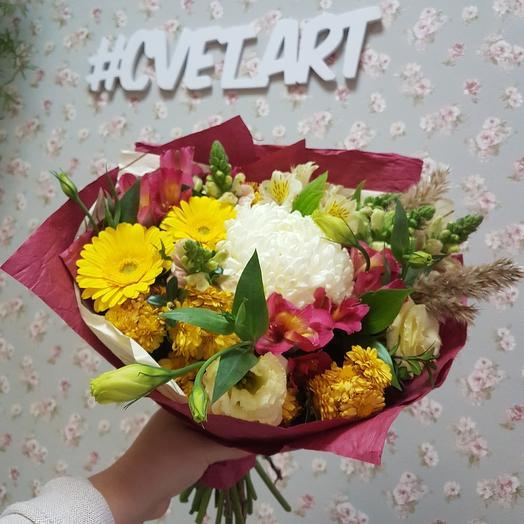 Вишнёвый сад: букеты цветов на заказ Flowwow