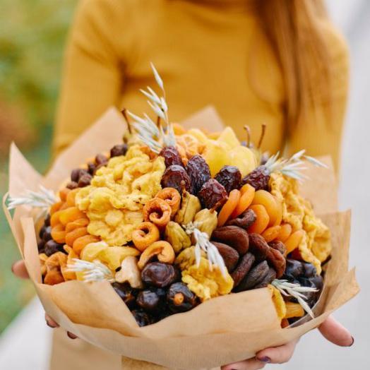 Фрукты. Орехи, Цветы 1: букеты цветов на заказ Flowwow