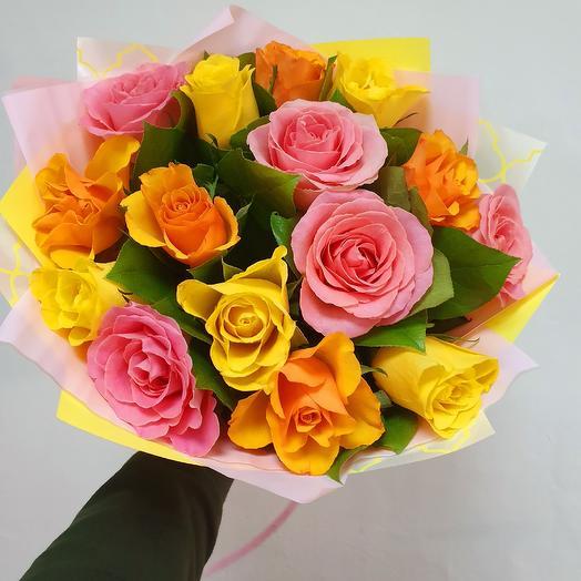 Букет 234: букеты цветов на заказ Flowwow
