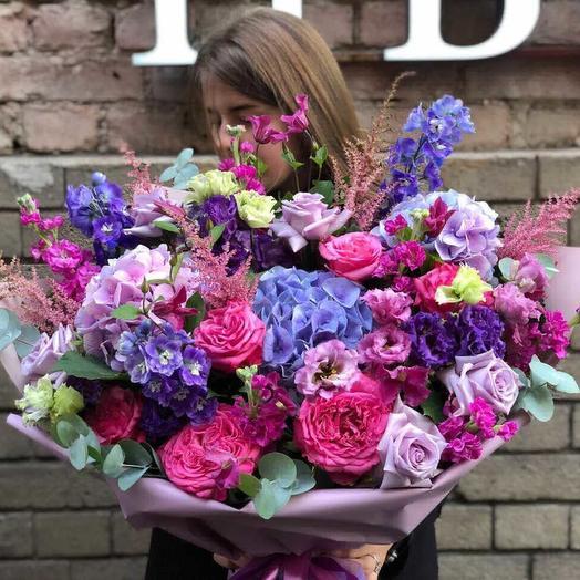 Моей звездочке: букеты цветов на заказ Flowwow