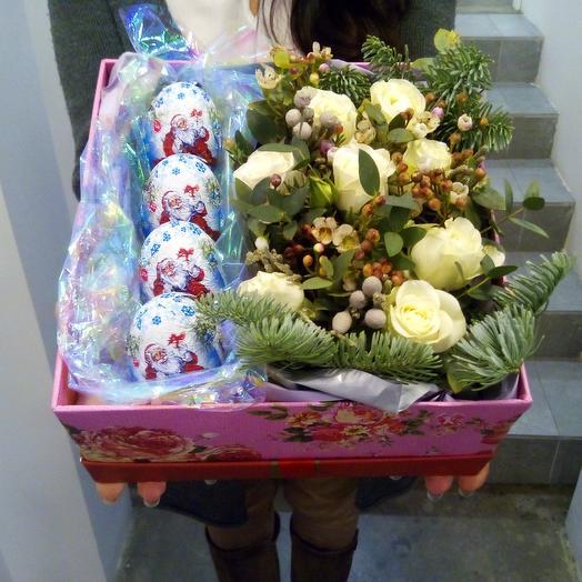 Заячьи грезы: букеты цветов на заказ Flowwow