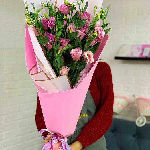 Поцелуй любимой: букеты цветов на заказ Flowwow