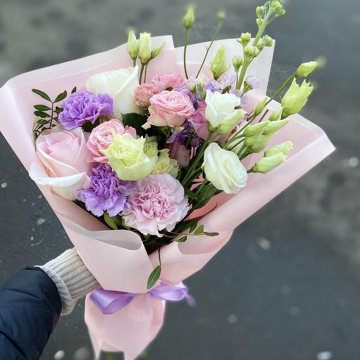Лиззи 💕: букеты цветов на заказ Flowwow