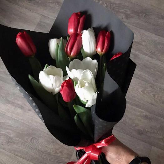 Вкус любви: букеты цветов на заказ Flowwow