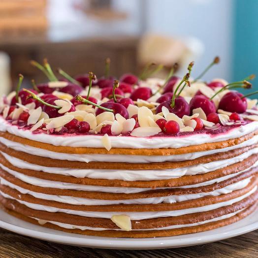 Cherry Cake: букеты цветов на заказ Flowwow