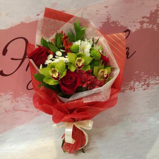 Bouquet precast
