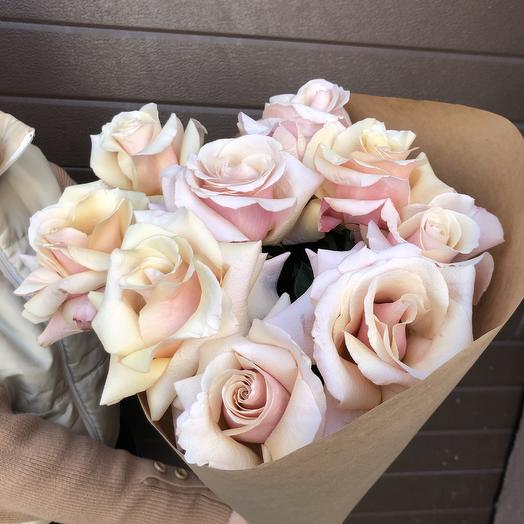Моно из роз