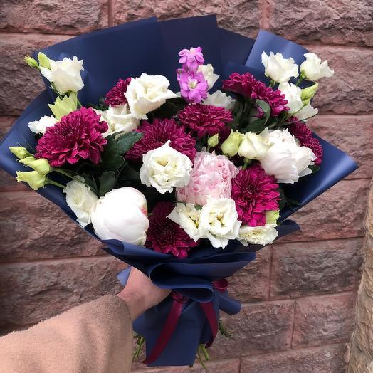 Авторский: букеты цветов на заказ Flowwow
