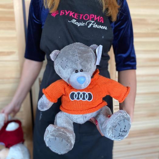 Мишка Audi