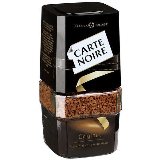Кофе растворимый Carte  ire, сублимированный 95 гр