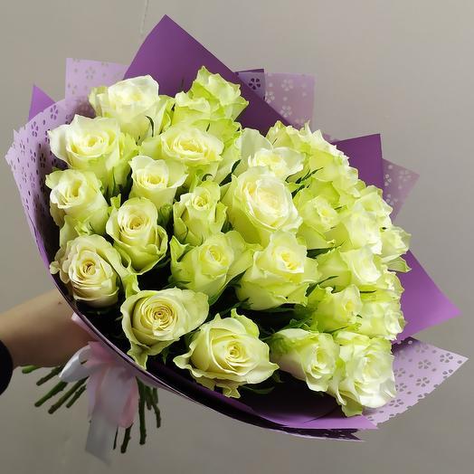 29 кенийских роз