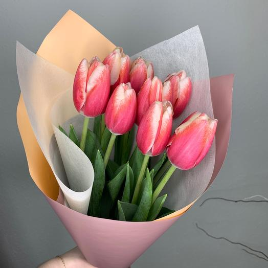 Букет Тюльпанов «Весенний»