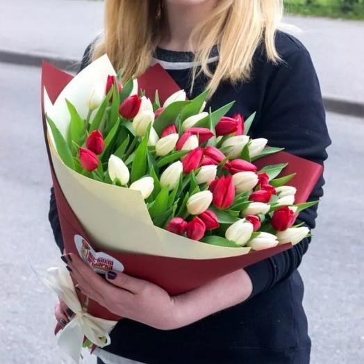 Тюльпан 75 шт