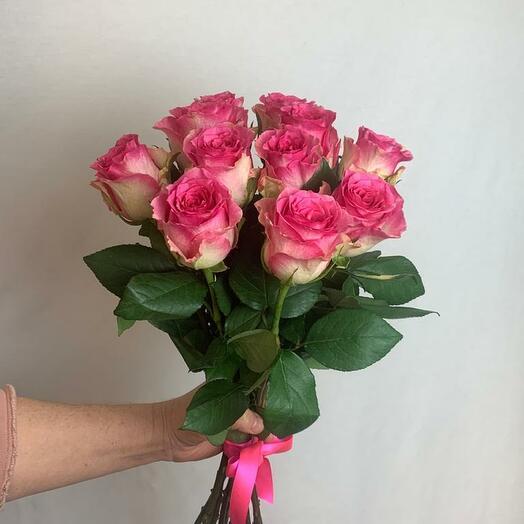 Нежно-розовое превосходство