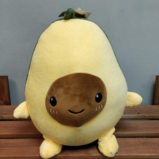 Авокадо 🥑 (подушка - игрушка)