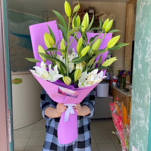 Аромат лилии 🌿