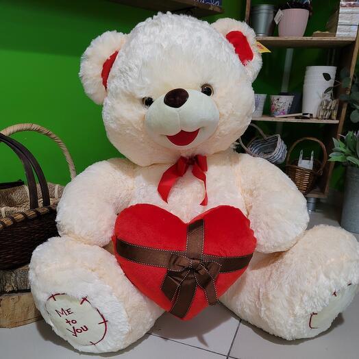 Медведь Ванечка