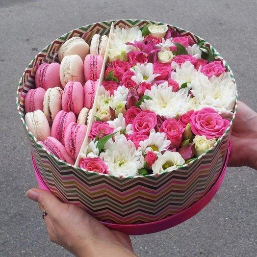 Весенний десерт