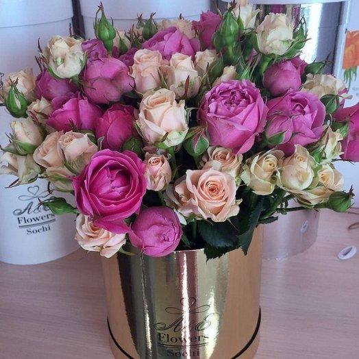 Ксения: букеты цветов на заказ Flowwow