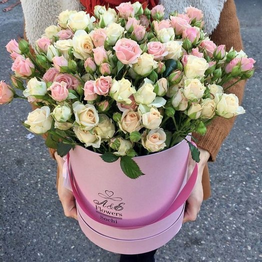 Композиция Сокровенная мечта: букеты цветов на заказ Flowwow