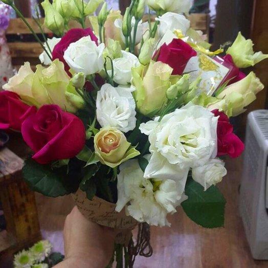 Доставка цветов из москвы во владивосток недорого