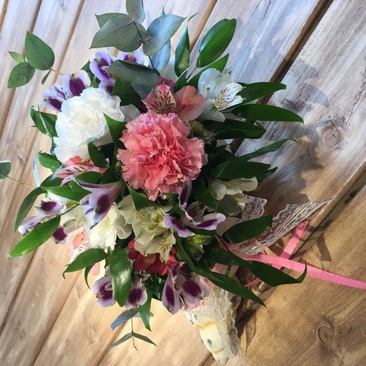 Композиция «Ракушка»: букеты цветов на заказ Flowwow