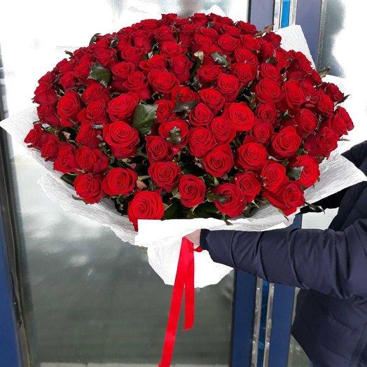 """""""Чудесный подарок"""": букеты цветов на заказ Flowwow"""