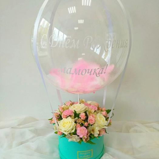 С Днём Рождения, Мамочка: букеты цветов на заказ Flowwow