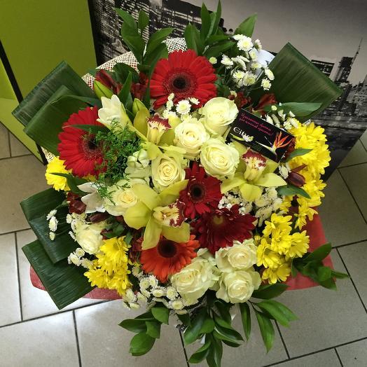 Мексика: букеты цветов на заказ Flowwow