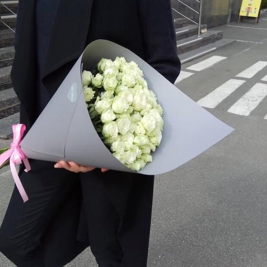 Сливка: букеты цветов на заказ Flowwow