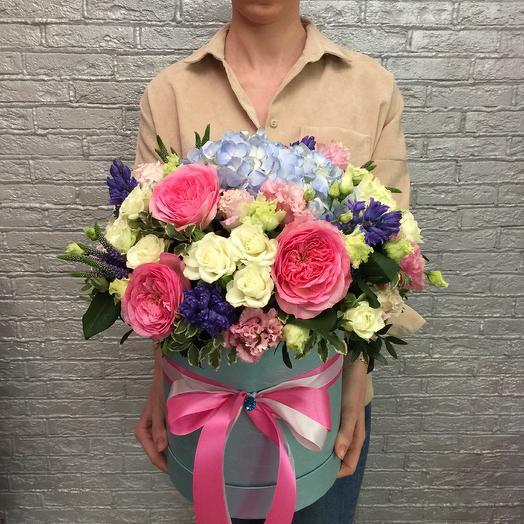 Мария Антуанетта: букеты цветов на заказ Flowwow