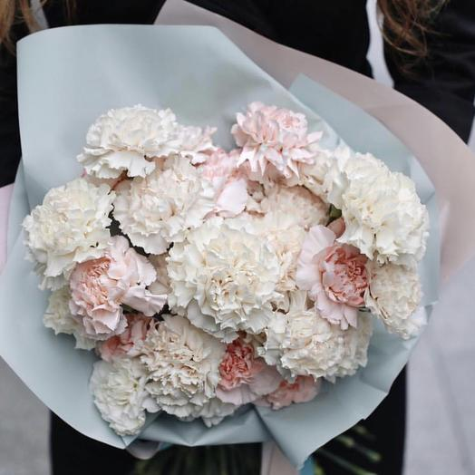 Букет Лёгкий Бриз: букеты цветов на заказ Flowwow