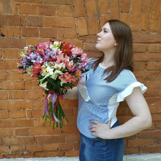 Забияка: букеты цветов на заказ Flowwow